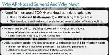 Can ARM succeed in the entry-level server space? - CPU - News